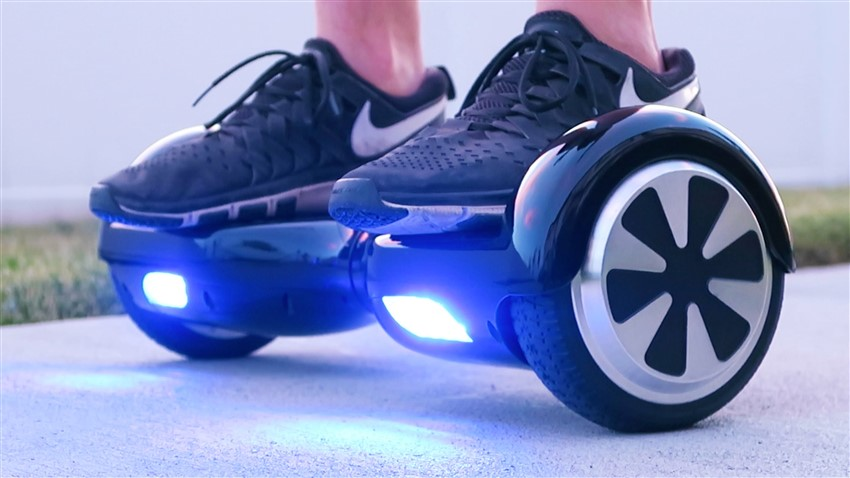 Yeni Trend Space Board & Hoverboard