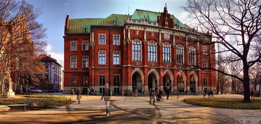 polonya krakow Krakow Jagiellonian Üniversitesi