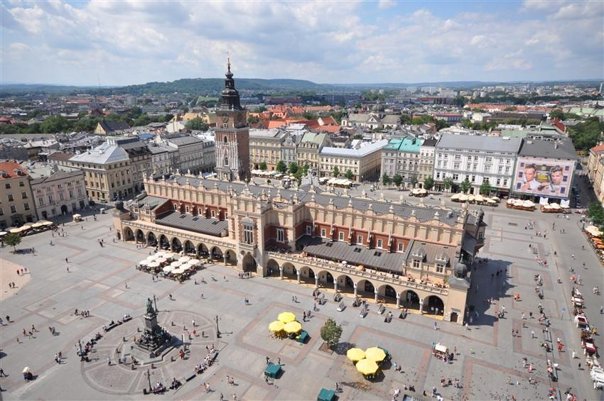 polonya krakow