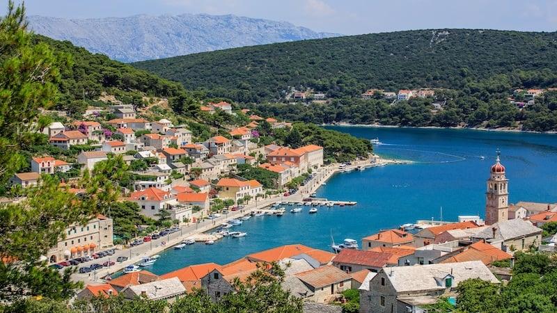 Pucisca Hırvatistan
