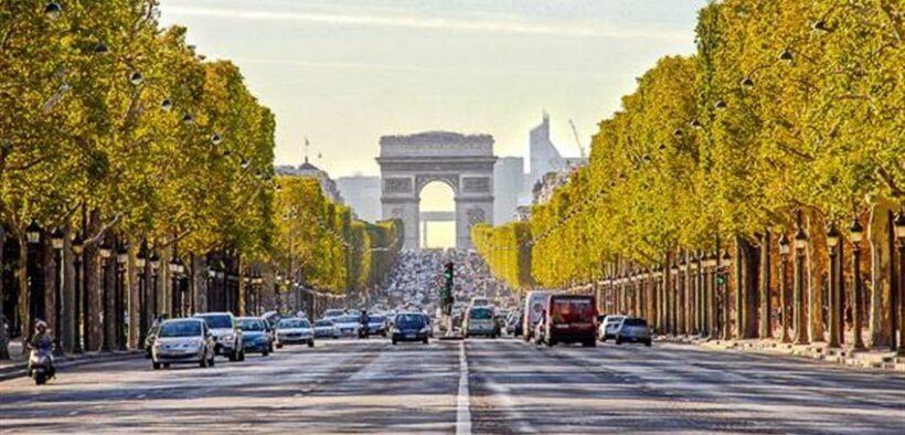 5 Günlük Paris Planı
