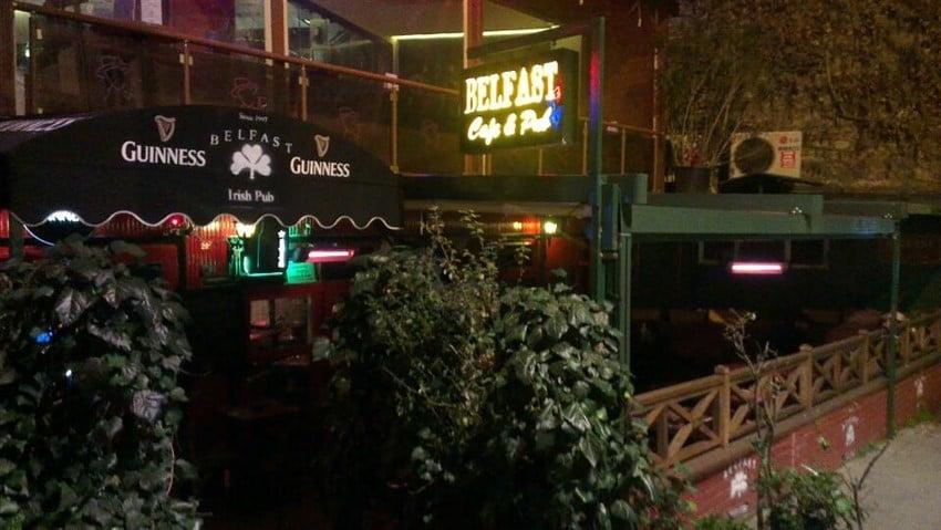 Belfast Cafe Pub