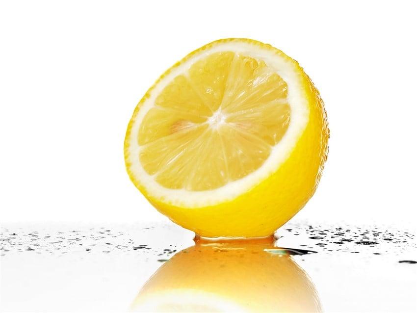 En Sağlıklı 10 Süper Yiyecek limon
