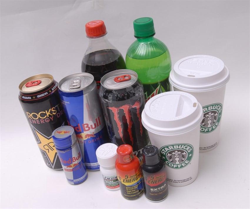 kafein kaynakları
