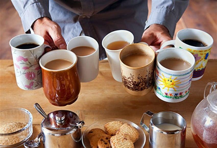 dünya kahve tüketimi