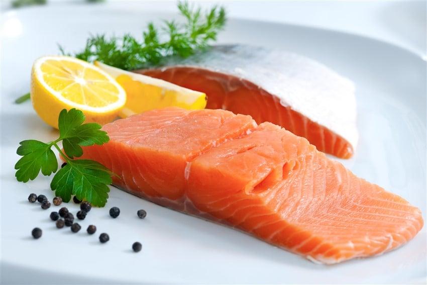En Sağlıklı 10 Süper Yiyecek somon