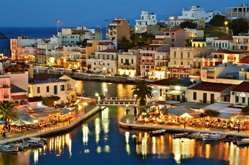 Avrupa'nın En İyi Tatil Adaları Girit, Yunanistan