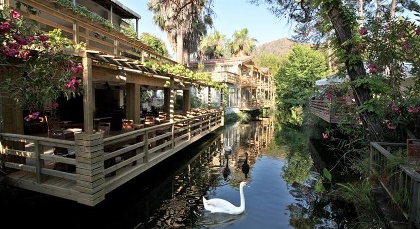 Türkiye'deki Farklı Tasarımda Oteller Golden Key Bördübet Hotel