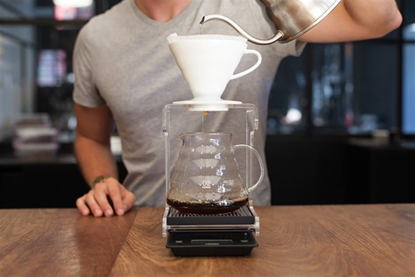 Kahve Demleme Teknikleri Hario V60