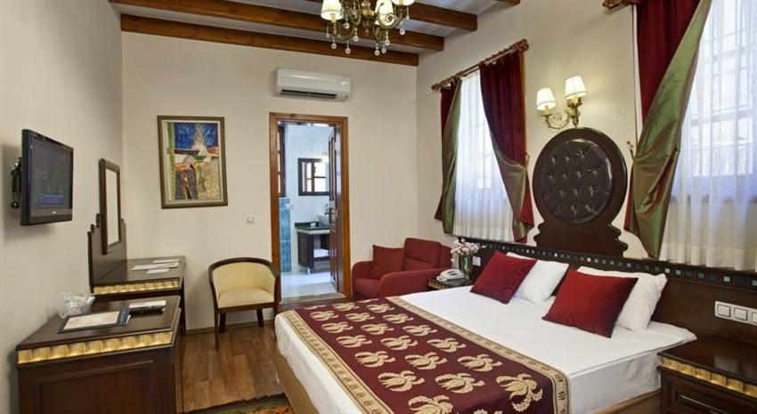 Türkiye'deki Farklı Tasarımda Oteller Mediterra Art Hotel