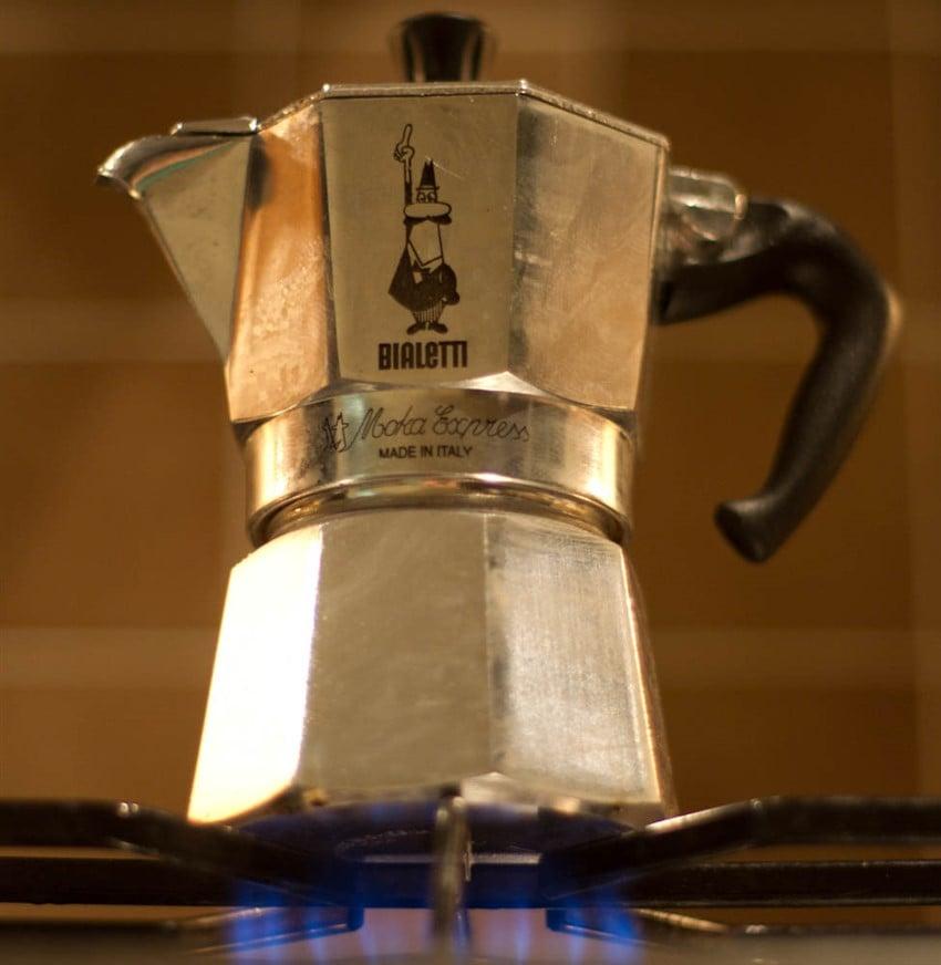Kahve Demleme Teknikleri Moka Cezvesi