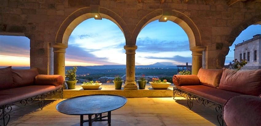 Türkiye'deki Farklı Tasarımda Oteller Museum Hotel