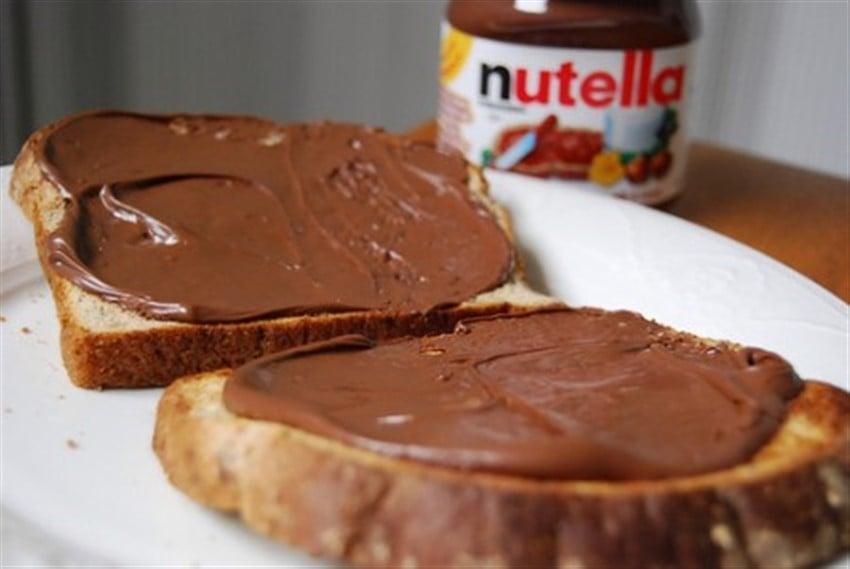 Nostalji! Beslenme Çantaları ekmek arası çikolata