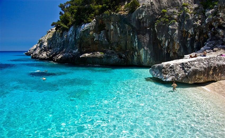 Avrupa'nın En İyi Tatil Adaları Sardinya, İtalya