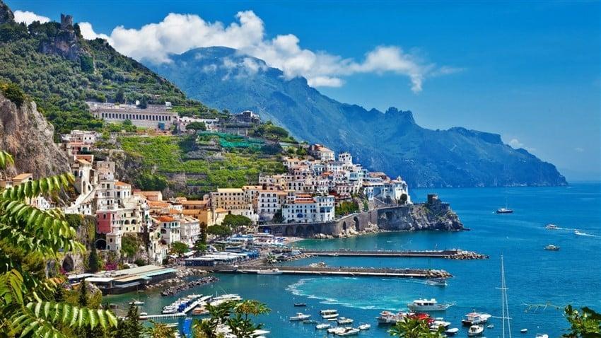 Avrupa'nın En İyi Tatil Adaları Sicilya, İtalya