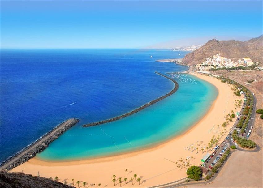 Avrupa'nın En İyi Tatil Adaları Tenerife, İspanya