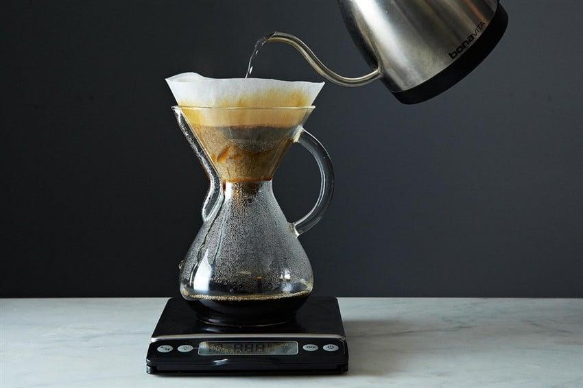 Kahve Demleme Teknikleri Chemex