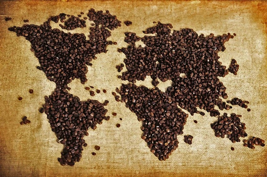 kahve dünya