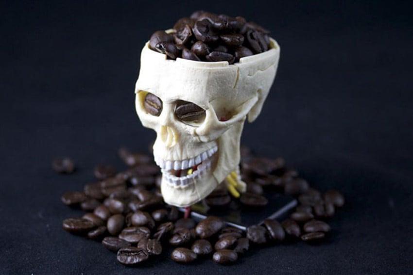 kafein zararları