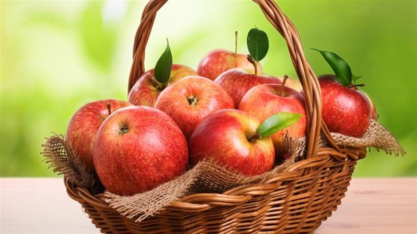 Diyetinizde Bulunması Gereken Yiyecekler elma