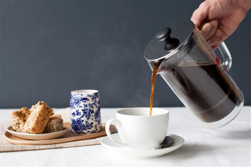 Kahve Demleme Teknikleri French Press