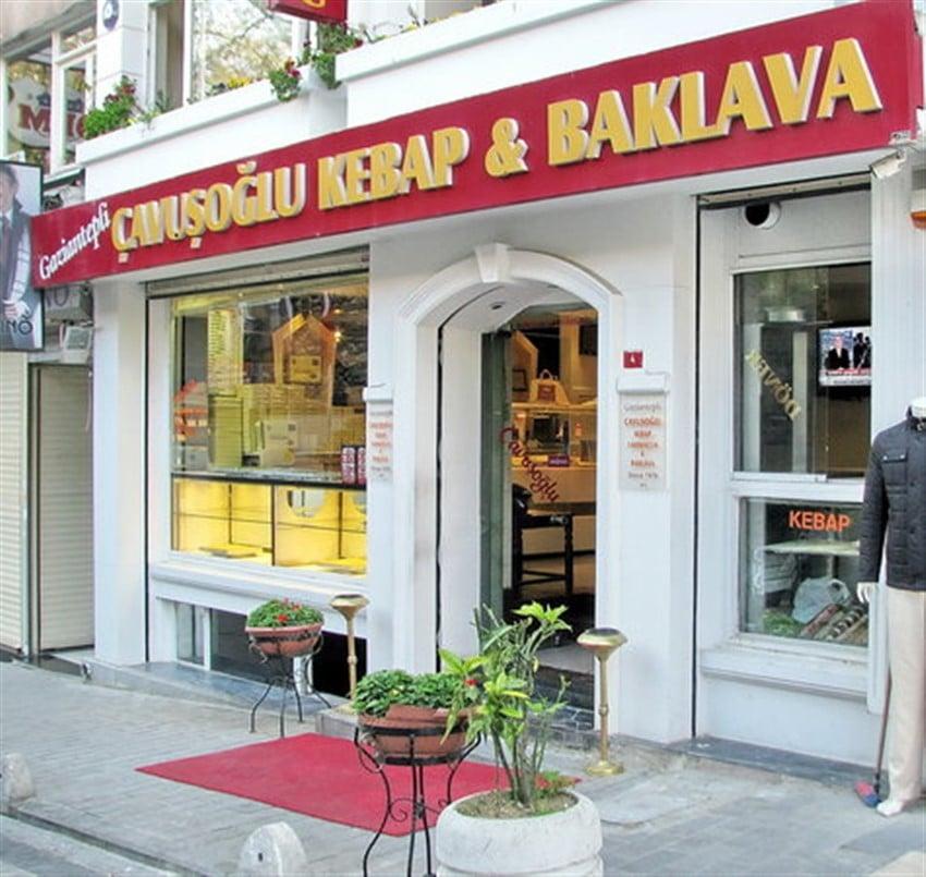 İstanbul'da En İyi Lahmacuncular Çavuşoğlu Kebap ve Baklava