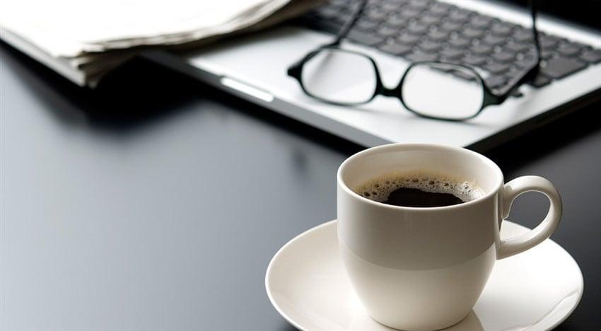 kahve ve ofis