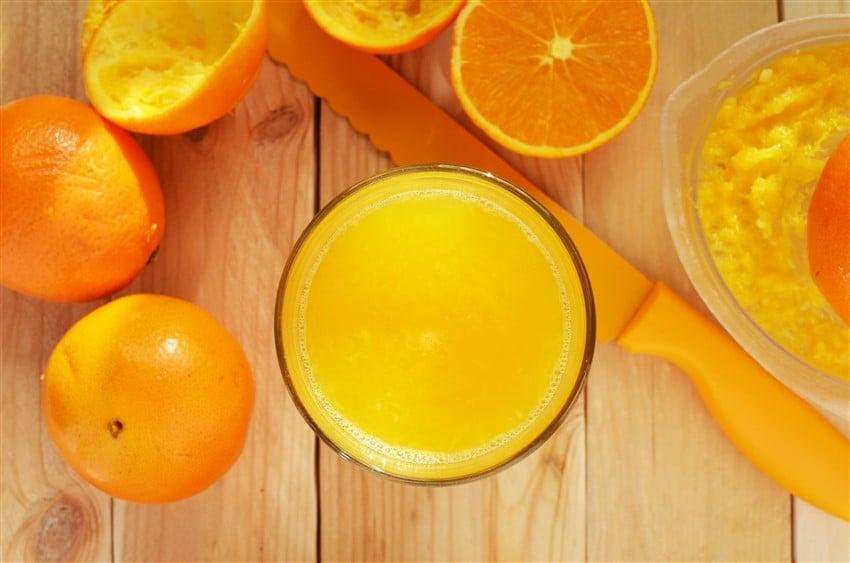 Diyetinizde Bulunması Gereken Yiyecekler portakal