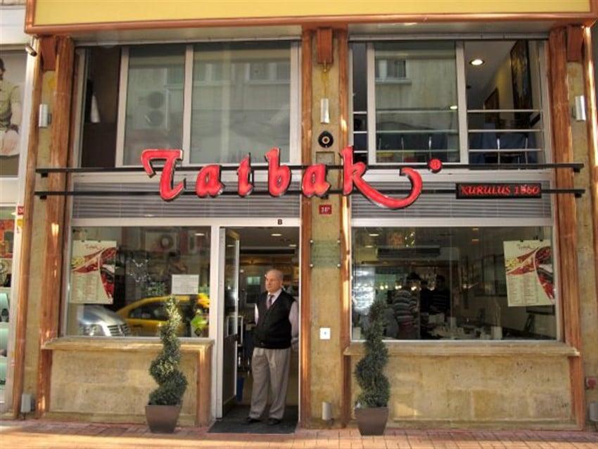 İstanbul'da En İyi Lahmacuncular Tatbak