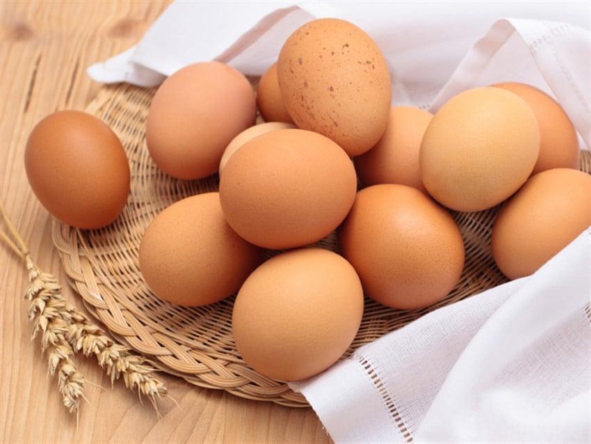 Diyetinizde Bulunması Gereken Yiyecekler yumurta