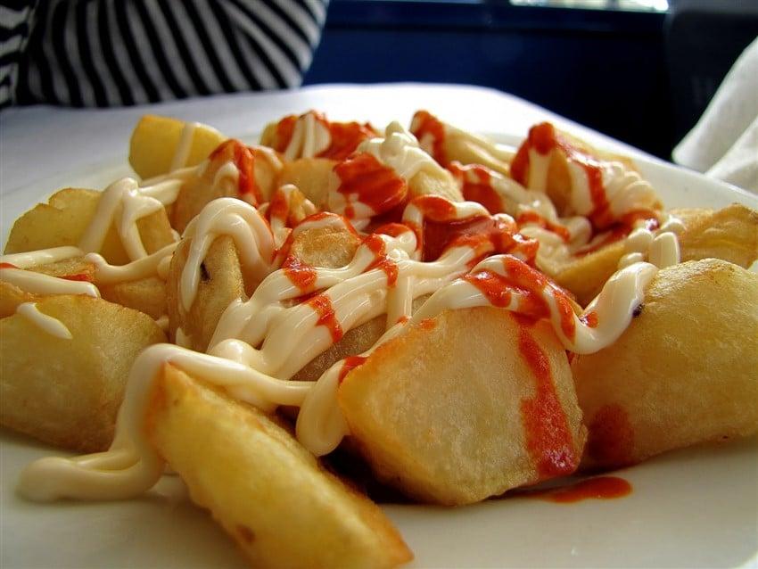 İspanya - Patates