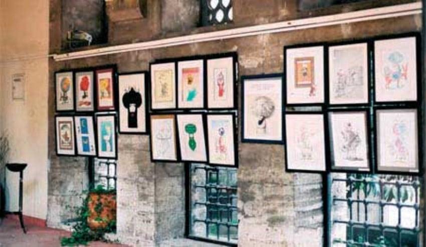 İstanbul'da Çocuklarınızla Gidebileceğiniz Müzeler Karikatür Müzesi