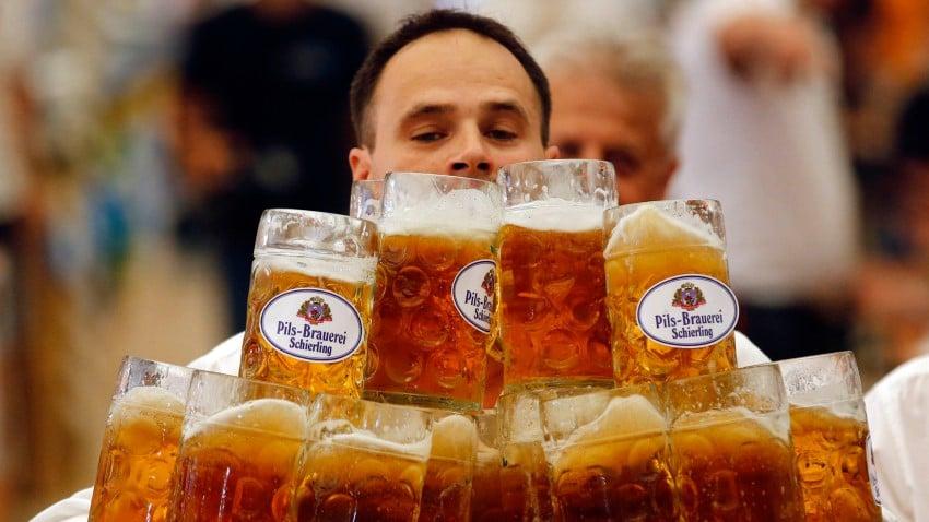 Oktoberfest Hakkında Bilmediklerimiz Oktoberfest Bira