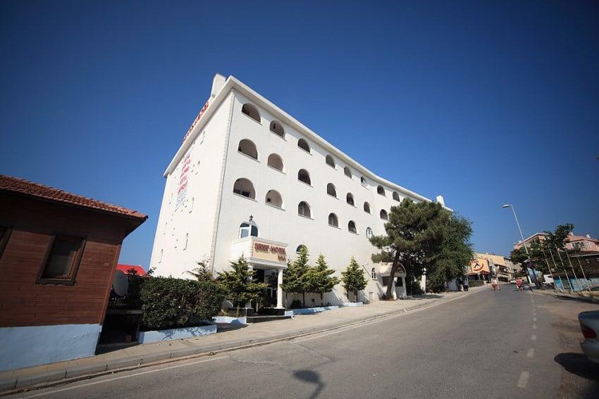 Şile Rehberi Şeref Hotel
