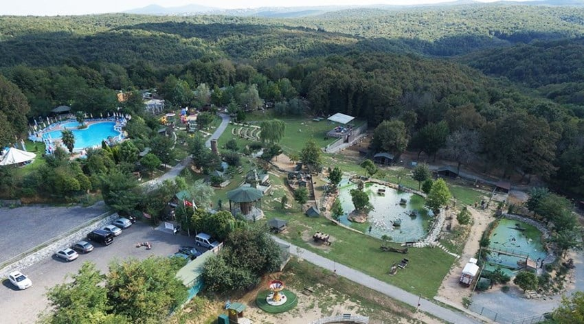 Polonezköy Rehberi Piknik Park - Country Club