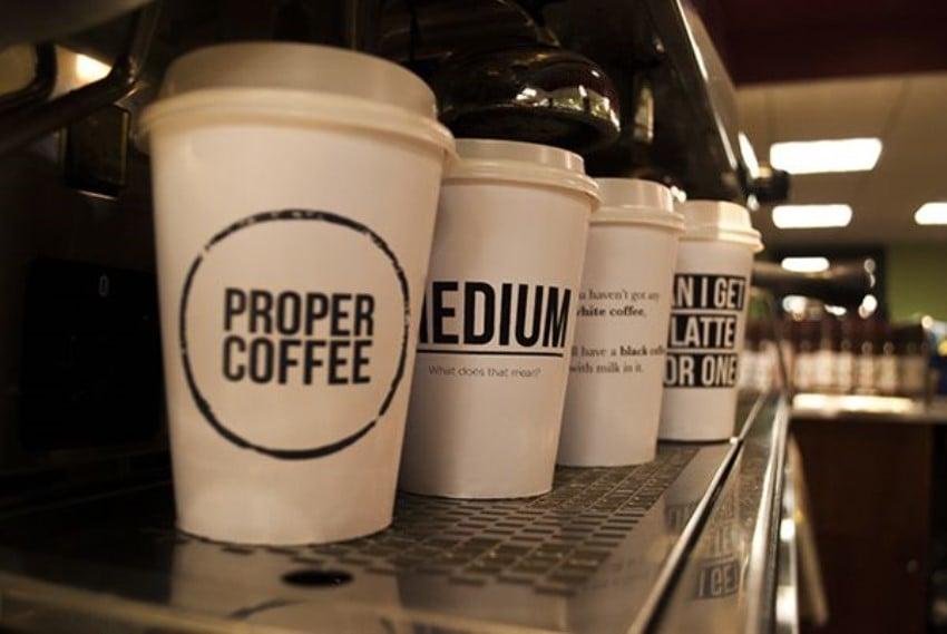 İçtiğin Kahveyi Söyle Sana Kim Olduğunu Söyleyelim Al Götür Kahve