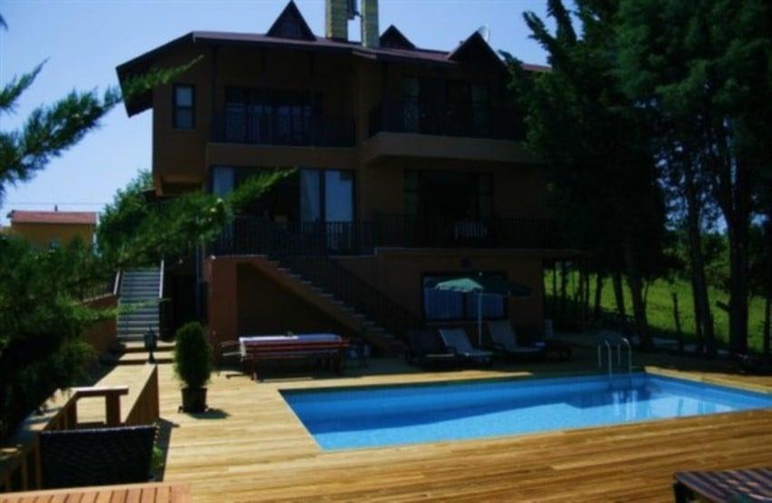 Ağva Rehberi Villa Pine Garden