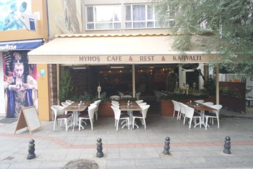 Kadıköy'deki Kahvaltıcılar Myhoş Cafe & Kahvaltı