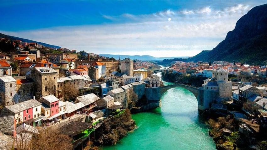 Vizesiz Gidebileceğiniz Yakın Ülkeler Bosna Hersek