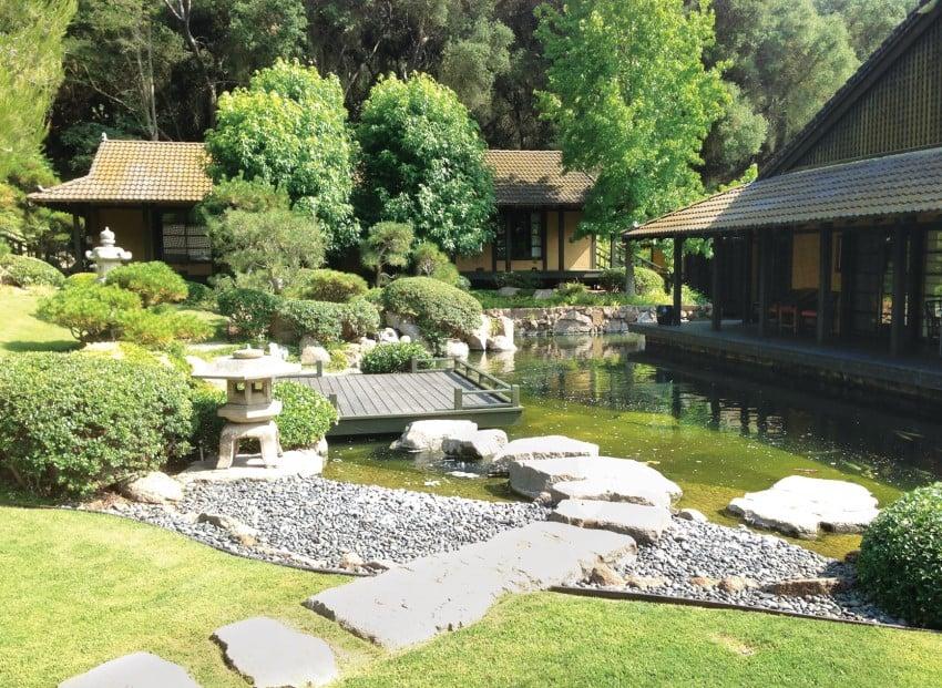 Dünya'nın En İyi 10 Spa Merkezi Golden Door - San Marcos, California