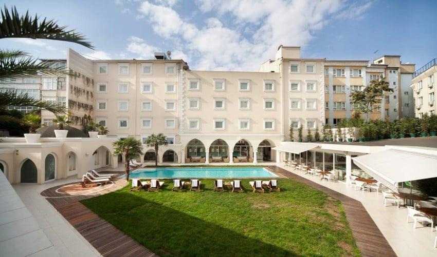 Otel Önerileri Holiday Inn Istanbul City Hotel