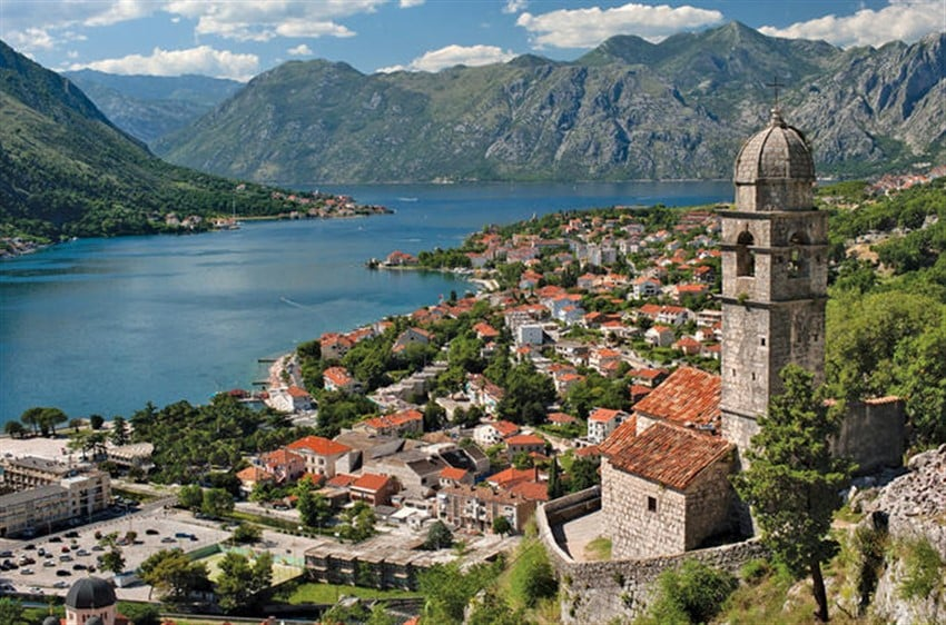 Vizesiz Gidebileceğiniz Yakın Ülkeler Karadağ