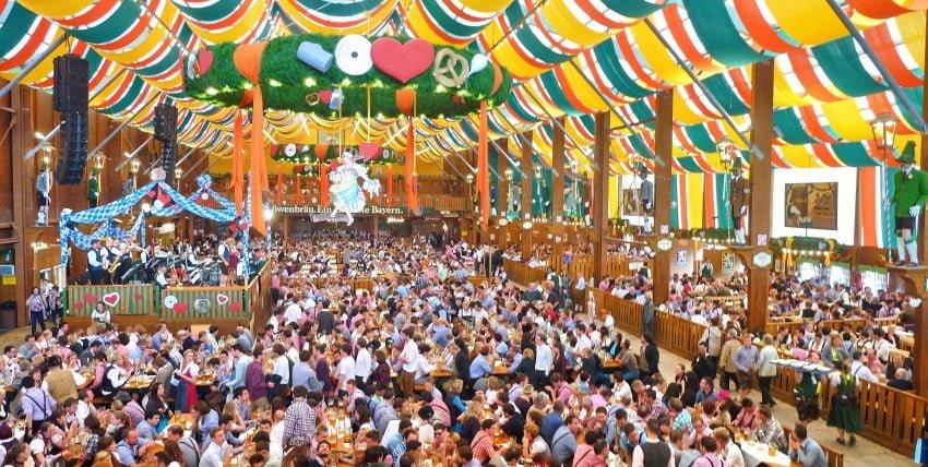 Oktoberfest Hakkında Bilmediklerimiz