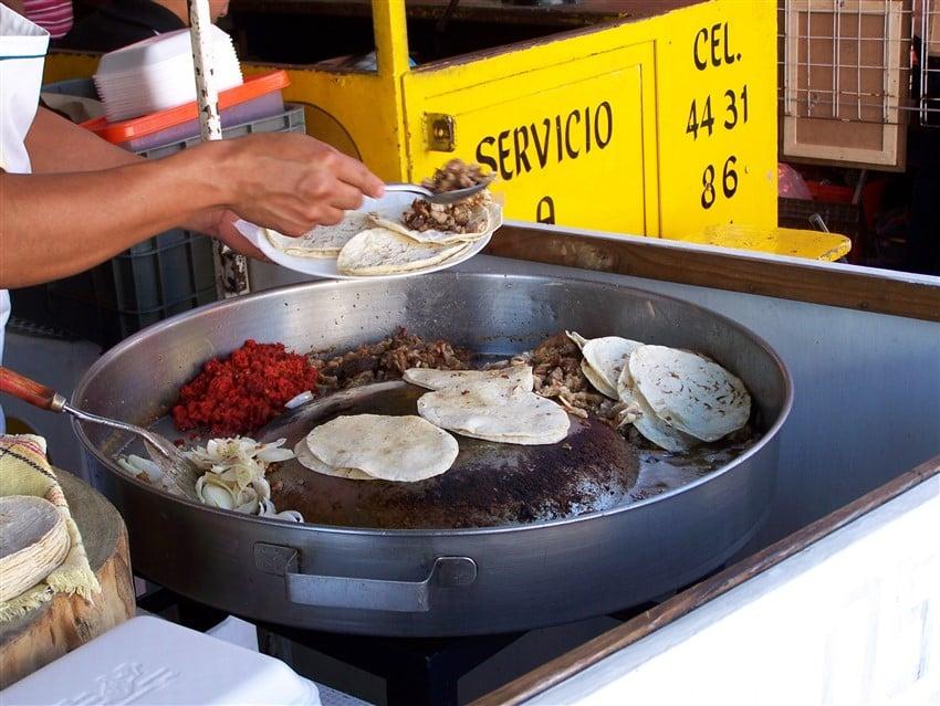 Meksika - Taco