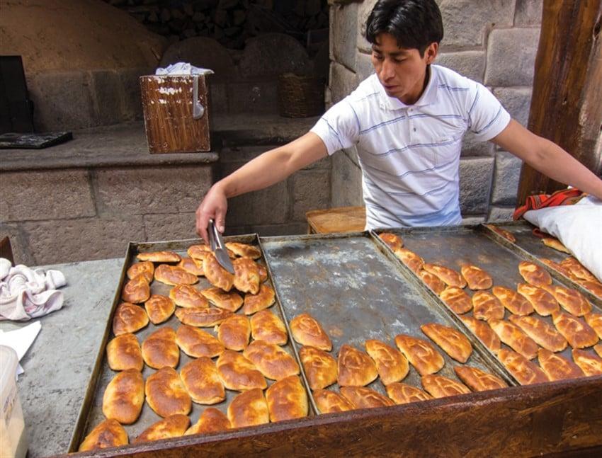Peru - Empanadas