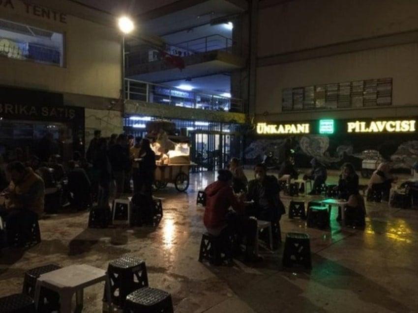 İstanbul'da Meşhur Sokak Lezzetleri Pilav