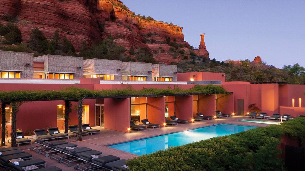 Dünya'nın En İyi 10 Spa Merkezi Mii Amo, a Destination Spa - Sedona, Arizona