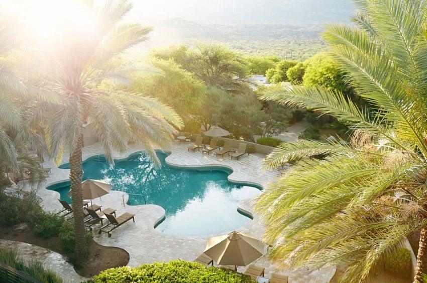 Dünya'daki En İyi 10 Spa Merkezi Miraval Resort & Spa