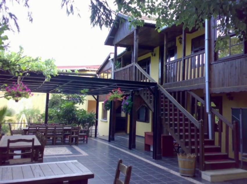 Otel Önerileri Santa Roza Hotel