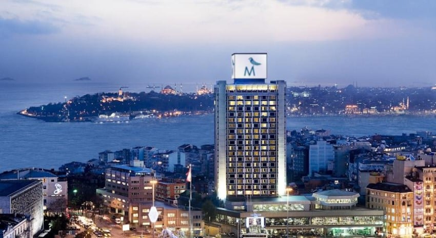 Otel Önerileri The Marmara Hotel